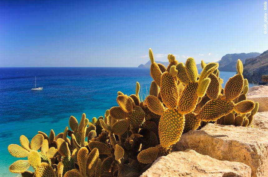 Voyage à pied : Andalousie - Cabo de Gata, désert de westerns et criques vierges
