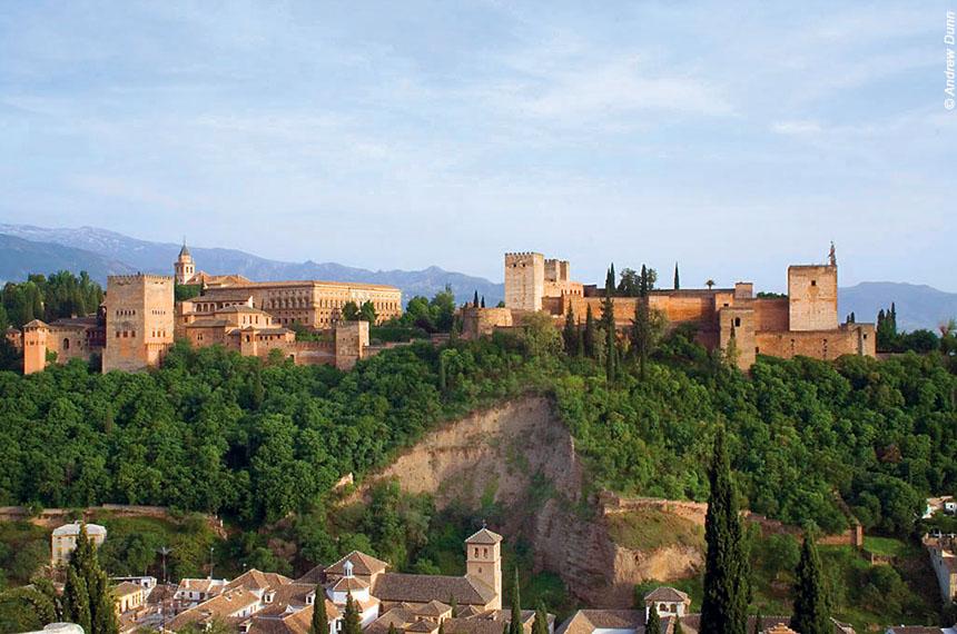 Voyage à pied Espagne : La route du Califat, de Cordoue à Grenade, au cœur d\'Al-Andalus