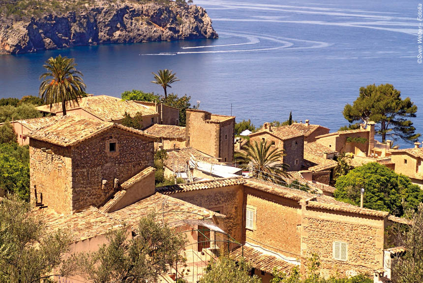Voyage à pied : Majorque, de Pollença à Valldemosa