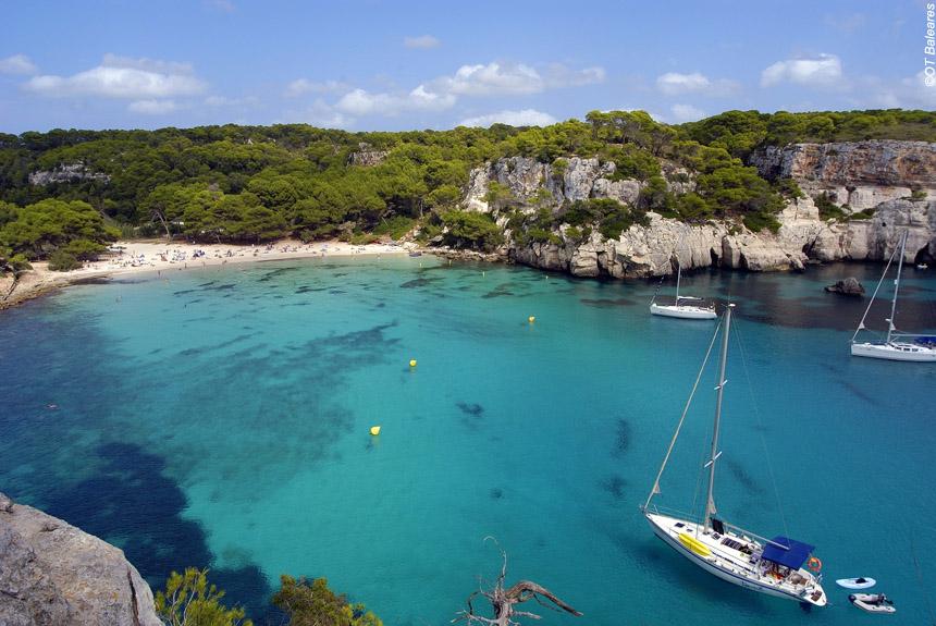 Image Baléares, Majorque et Minorque