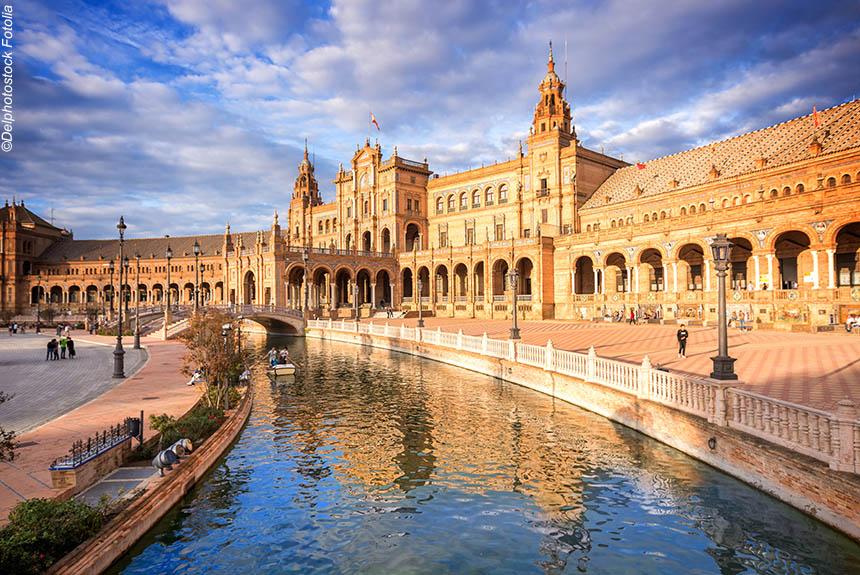 Voyage à pied Espagne : De Ronda à Séville, par la Côte de Lumière