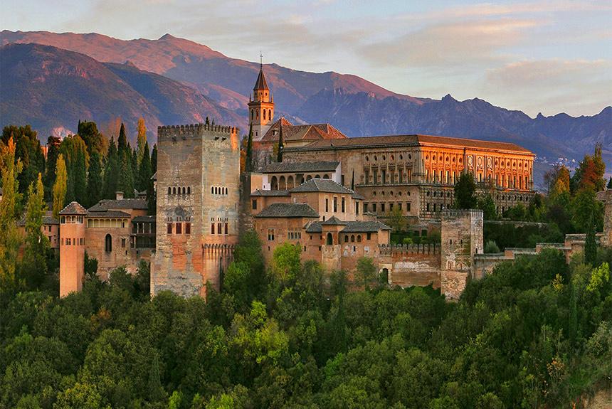 Voyage à pied : Andalousie, Trésors de Grenade et merveilles des Alpujarras