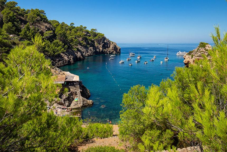Voyage à pied : Baléares, la face cachée de Majorque