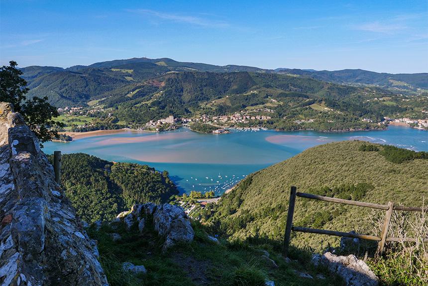 Image De Hendaye à Bilbao, par le Camino Norte