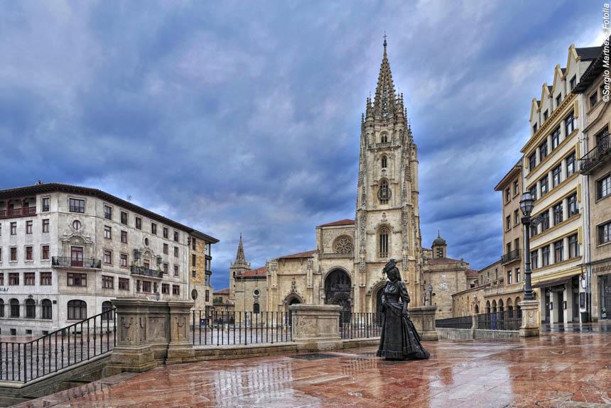 Voyage à pied Espagne : D\'Oviedo à Ribadeo, par le Camino Norte
