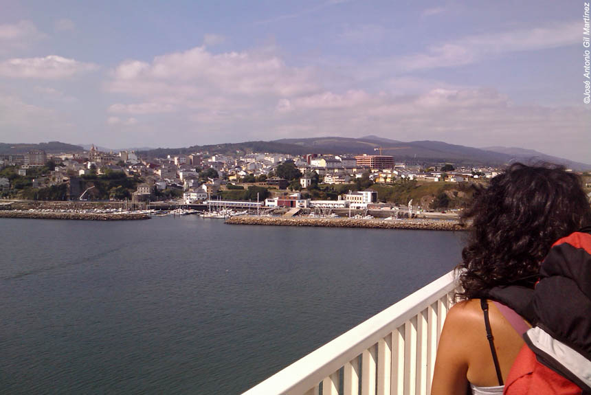 Image De Ribadeo à Santiago de Compostela, par le Camino Norte