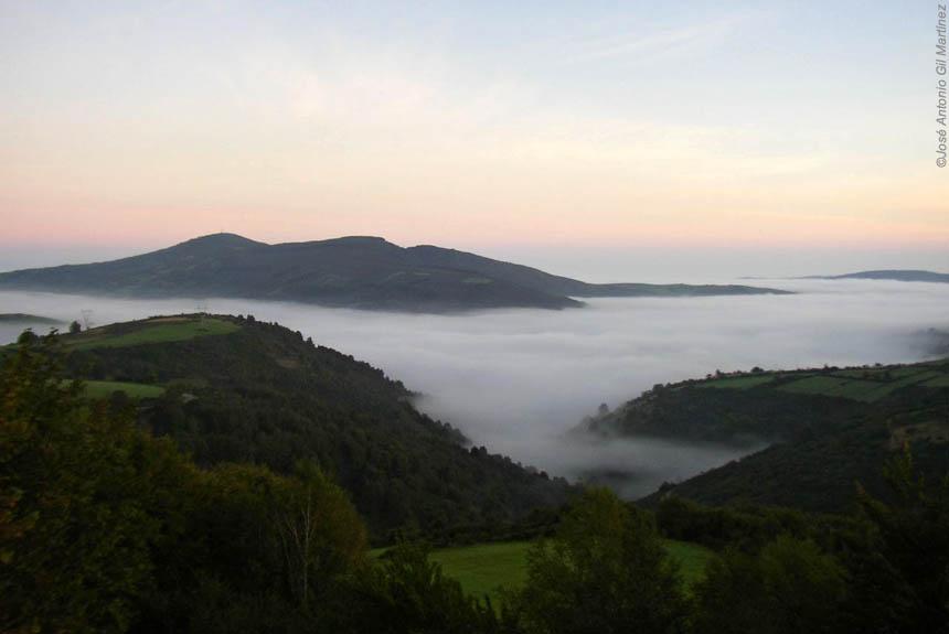 Voyage à pied France : De León à Sarria « à petits pas »