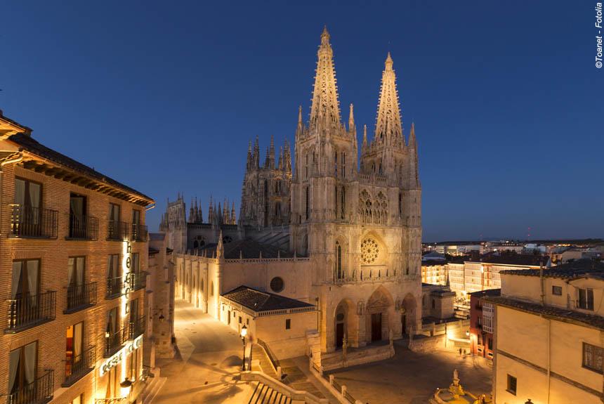Voyage à pied : De Logroño à Burgos
