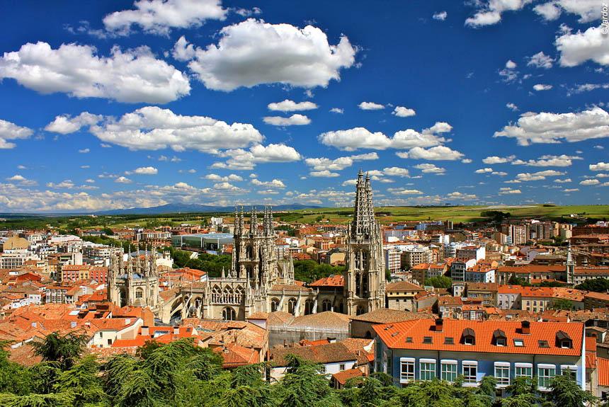 Voyage à pied France : De Burgos à León