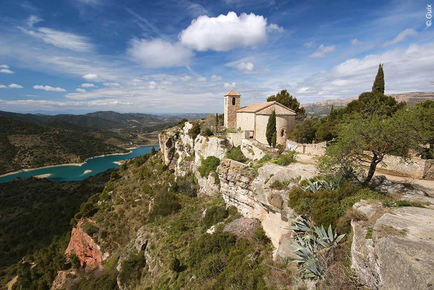 Voyage à pied Espagne : Sierra de Montsant et Siurana, les balcons du Priorat