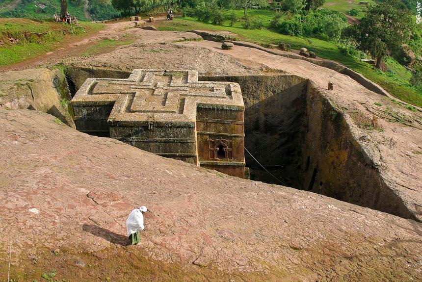 Voyage à pied Ethiopie : Fascinante Abyssinie
