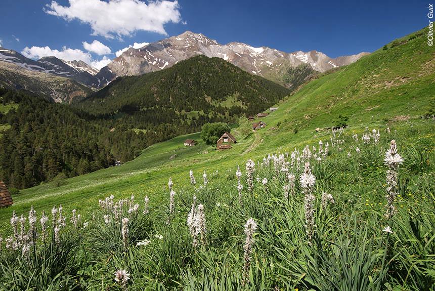 Voyage à pied : Le tour de l\'Aneto, seigneur des Pyrénées
