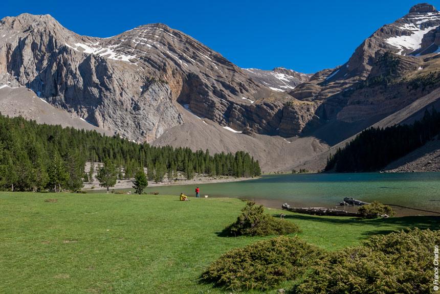 Voyage à pied Espagne : Des canyons d\'Ordesa au Cotiella, merveilles d\'Aragon et du Mont Perdu