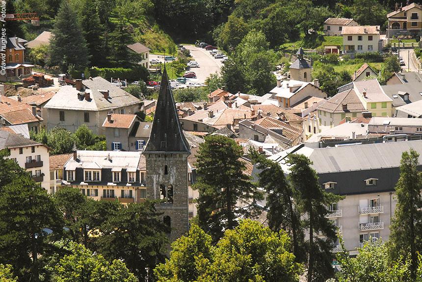 Image Ax-Les-Thermes, randonnée et balnéo en Ariège
