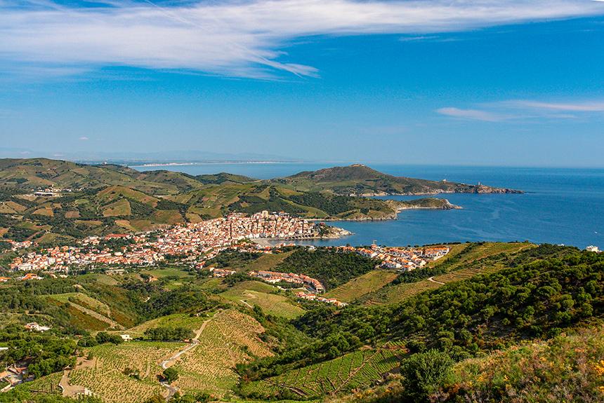 Voyage à pied : Entre Collioure et Banyuls, randos douces et Spa cocooning