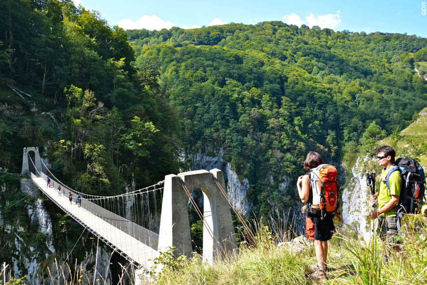 Trekking France : Basaburia, le pays basque authentique