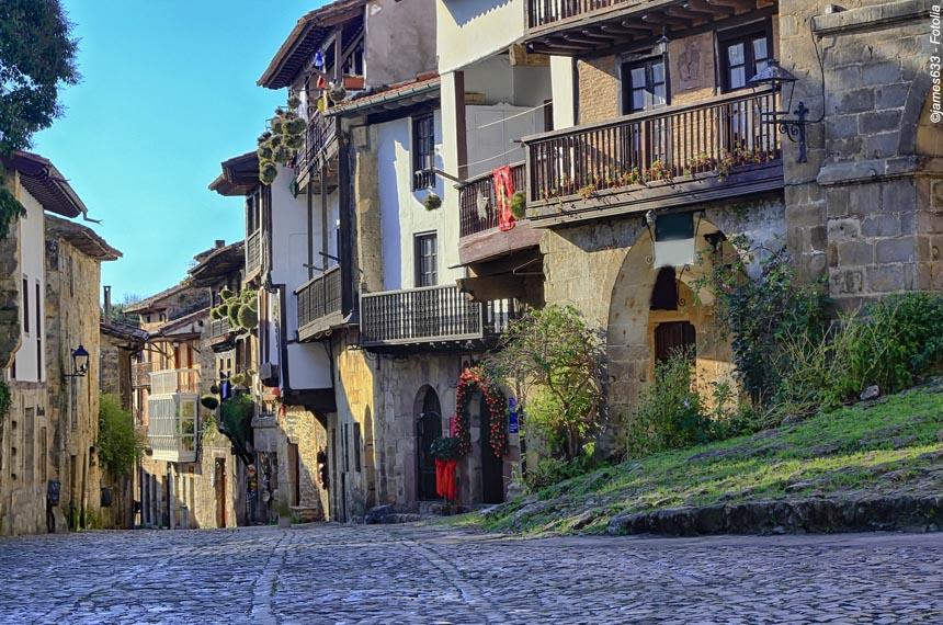 Image De Bilbao à Santander, Montagnes et océan de Cantabrie