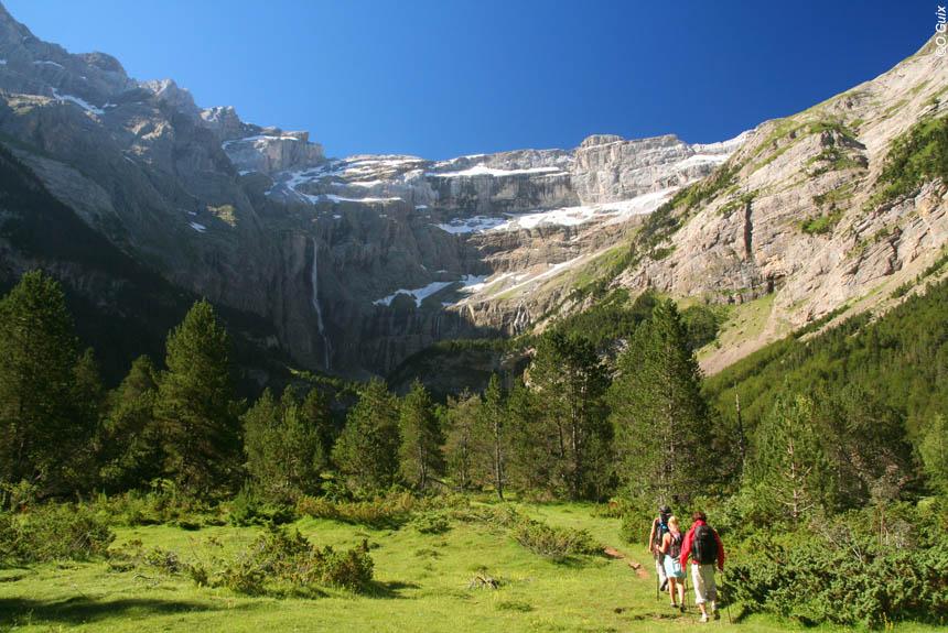 Image De Gavarnie à la Sierra de Guara, de la haute-montagne aux champs d'oliviers