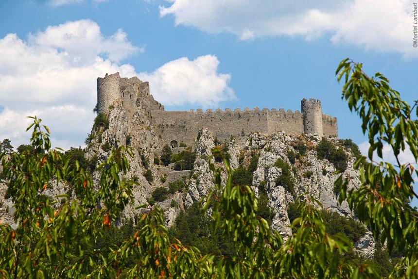Image De Carcassonne à Montségur, balades découverte en Pays Cathare