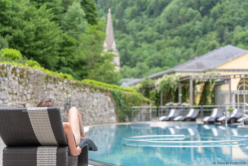 Image Rando Balnéo Cauterets-Gavarnie, des Bains du Rocher au pied du Vignemale