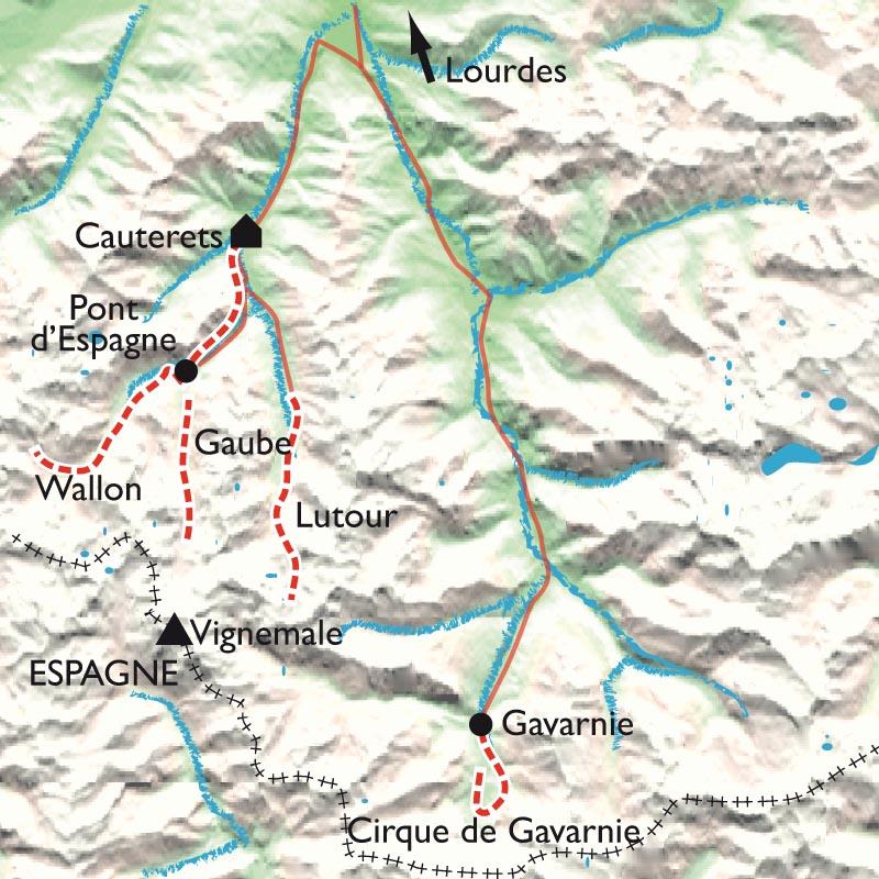 Randonnée Cauterets Et Balnéo