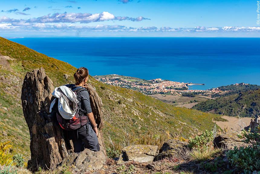 Voyage à pied : Collioure-Cadaques, par les sentiers du littoral