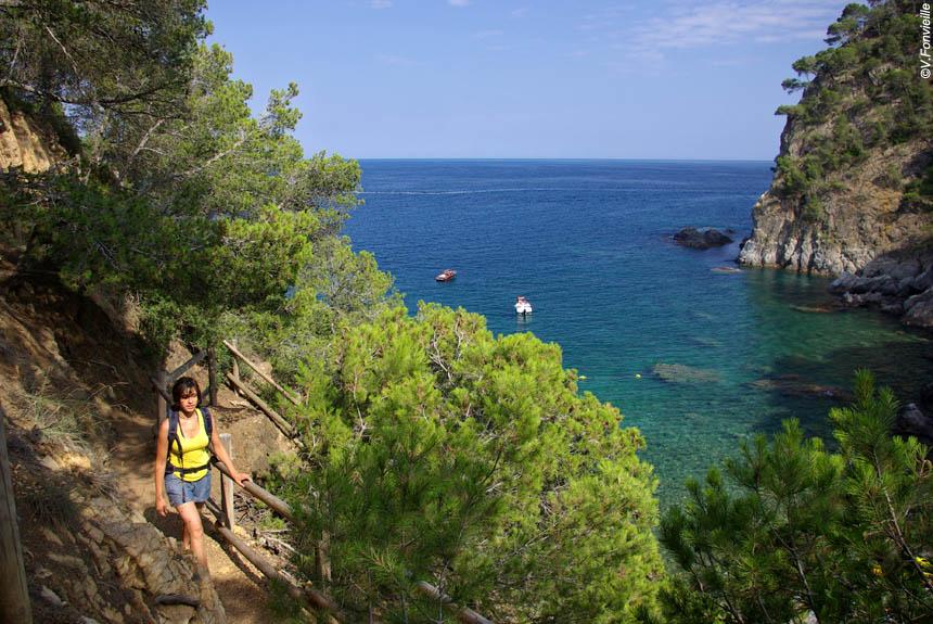 Voyage à pied Espagne : Costa Brava en douceur, le paradis insoupçonné