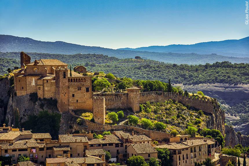 Voyage à pied Espagne : Trésors d\'Aragon, des Pyrénées à Albarracin