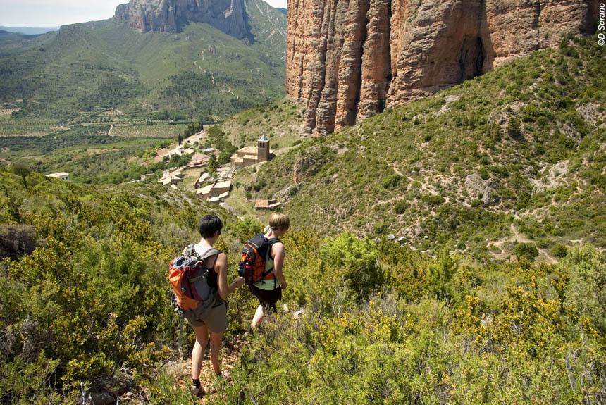 Image Trésors d'Aragon, des Pyrénées à Albarracin