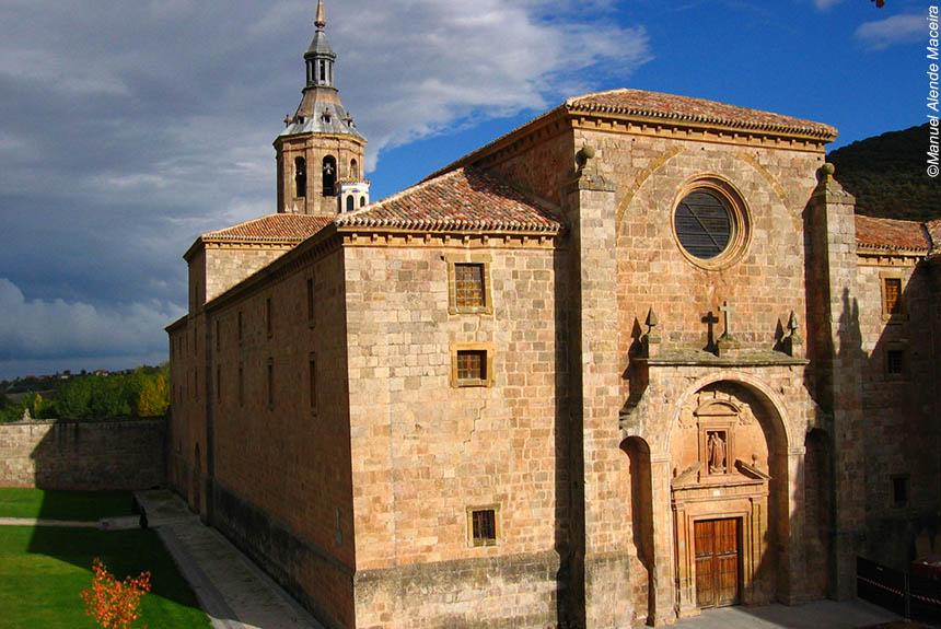 Image Hablar, Andar y Vivir a la española, Immersion linguistique à La Rioja, berceau du castillan