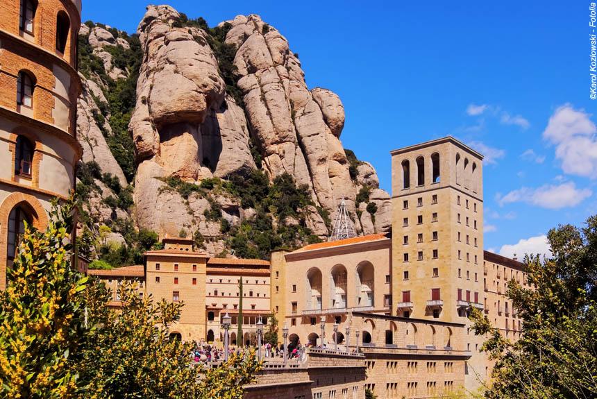 Voyage à pied Espagne : Des montagnes de Montserrat au vignoble de Penedes