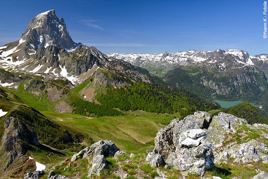 Voyage à pied : Traversée du Parc National des Pyrénées, de Lescun à Gavarnie