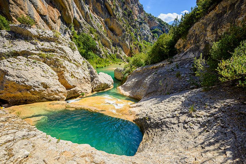 Voyage sur l'eau Espagne : \