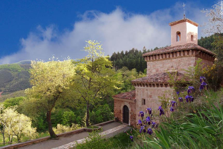 Voyage à pied Espagne : La Rioja, montagnes, vignobles et monastères