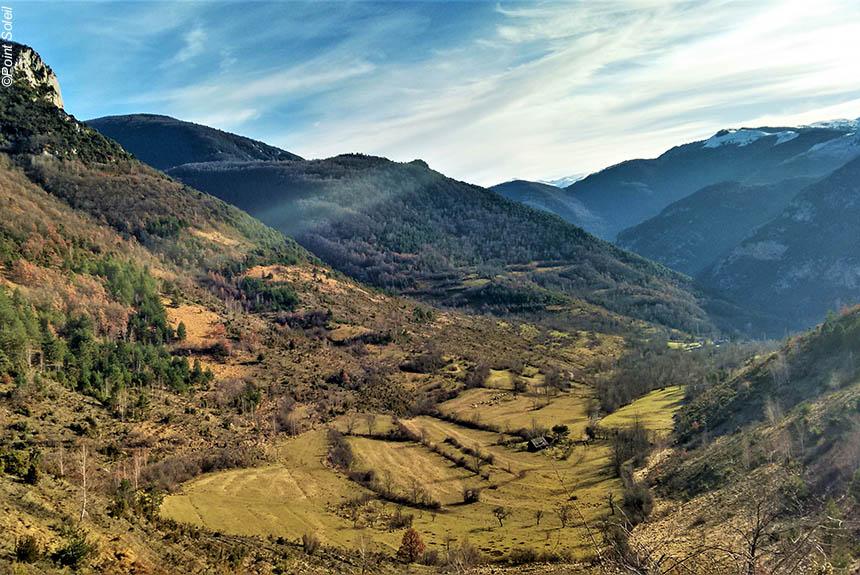Image Montagne et Shiatsu en Ariège, Parc des Pyrénées Ariégeoises