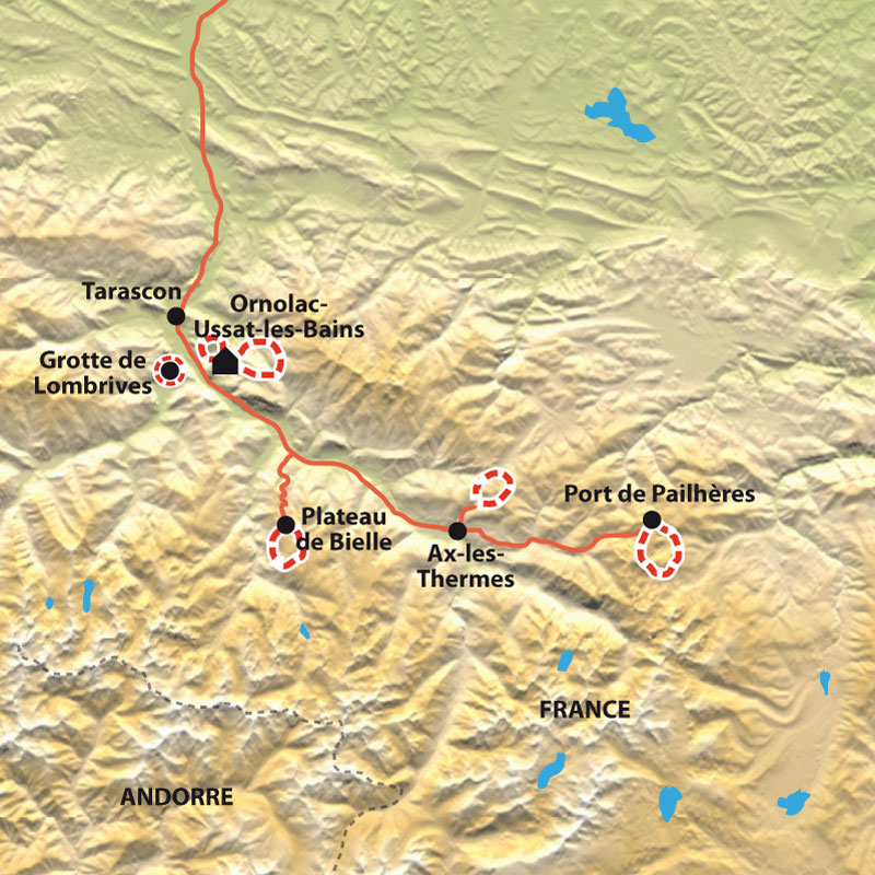 Randonnee Et Shiatsu Pyrenees