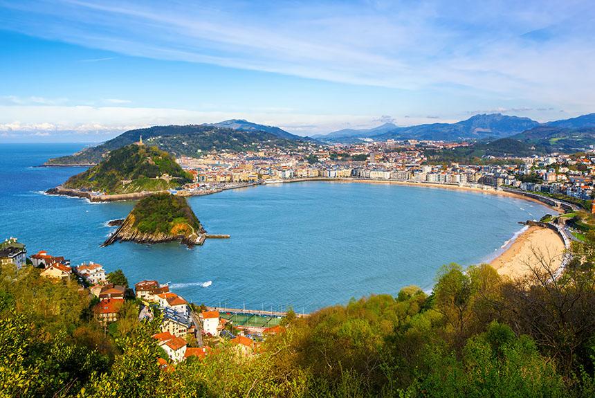 Image Les Sierras secrètes d'Euskadi