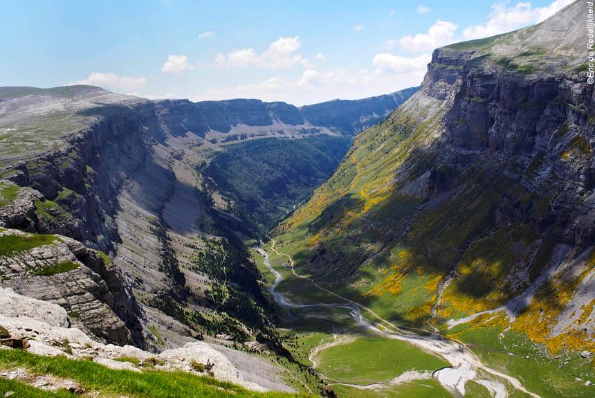 Image Le tour et l'ascension du Mont Perdu