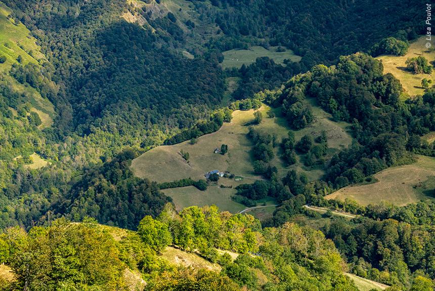 Voyage à pied : Le Tour du Val d\'Azun, Eden pyrénéen