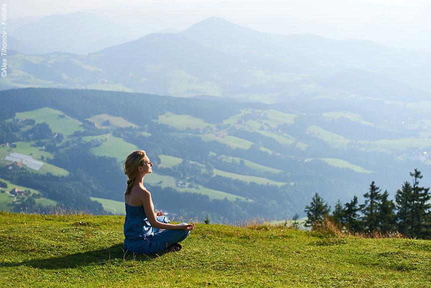 Voyage à thème : Rando Yoga au Pays Basque, harmonie du corps et de l\'esprit