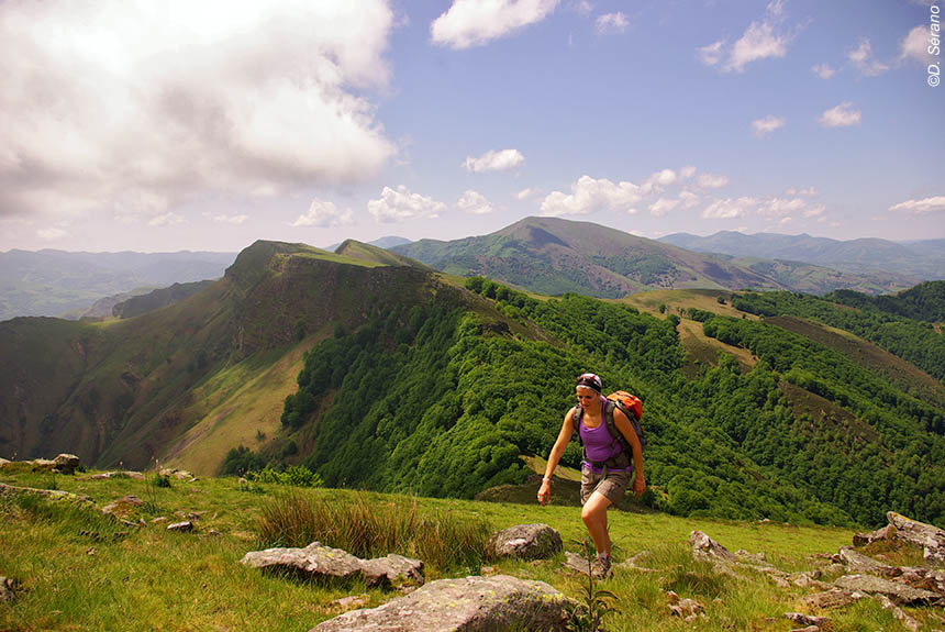 Image Rando Yoga au Pays Basque, harmonie du corps et de l'esprit