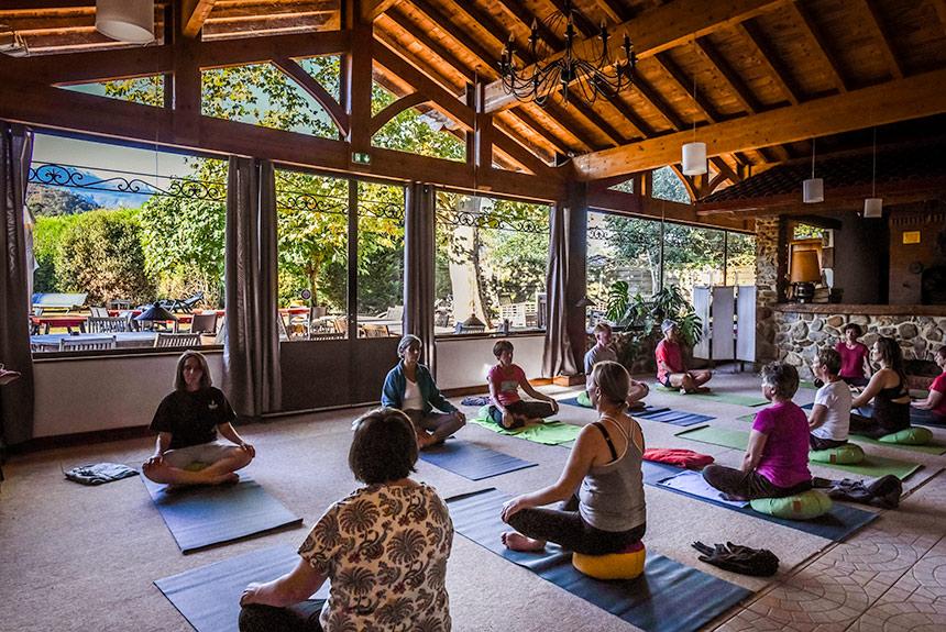 Rando yoga au pays basque harmonie du corps et de l 39 esprit - Location st jean pied de port particulier ...
