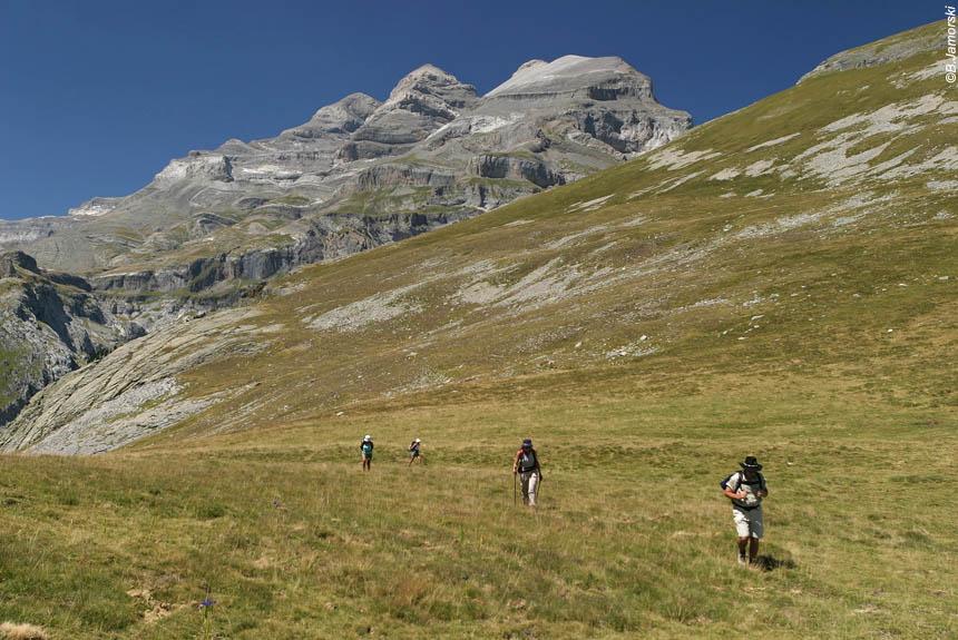Image Belvédères du Mont Perdu, par les canyons d'Ordesa