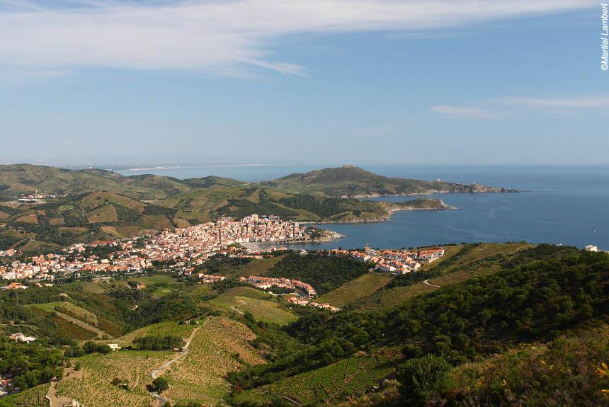 Voyage à thème France : Balades thalasso à Banyuls au soleil des côtes de Collioure