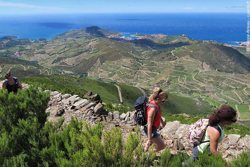 Voyage à pied Espagne : Collioure - Cadaquès : le best-of