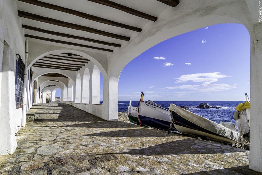 Voyage à pied Espagne : Cadaques - Calella, la Costa Brava par le GR92
