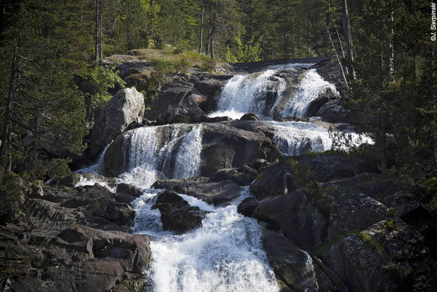 Voyage à pied : Lacs et cascades de Cauterets, en douceur