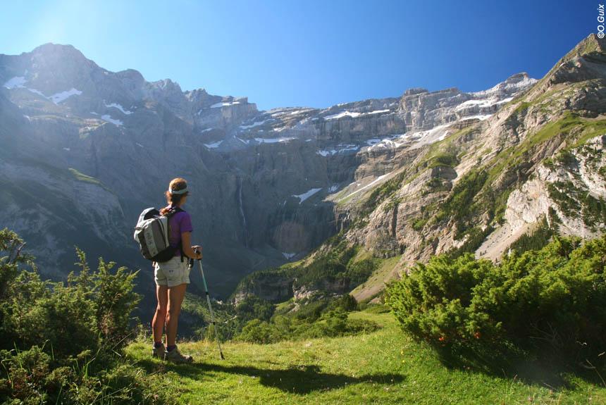 Voyage à pied : Randonnée dans les Grands Sites des Pyrénées