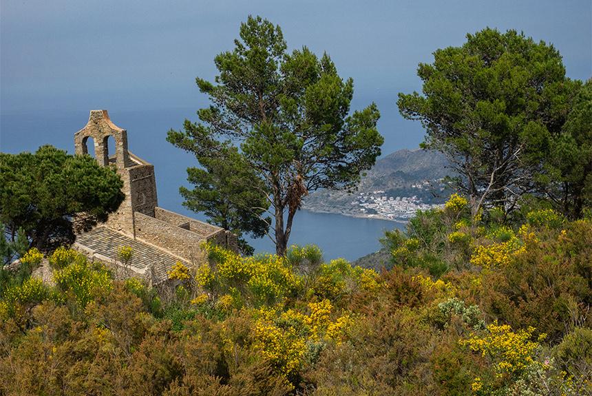 Image Collioure - Cadaquès, La Côte Vermeille de criques en sommets