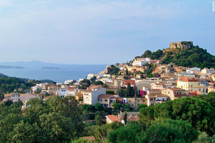 Voyage à pied Espagne : Costa Brava, criques, soleil et petits ports de Catalogne